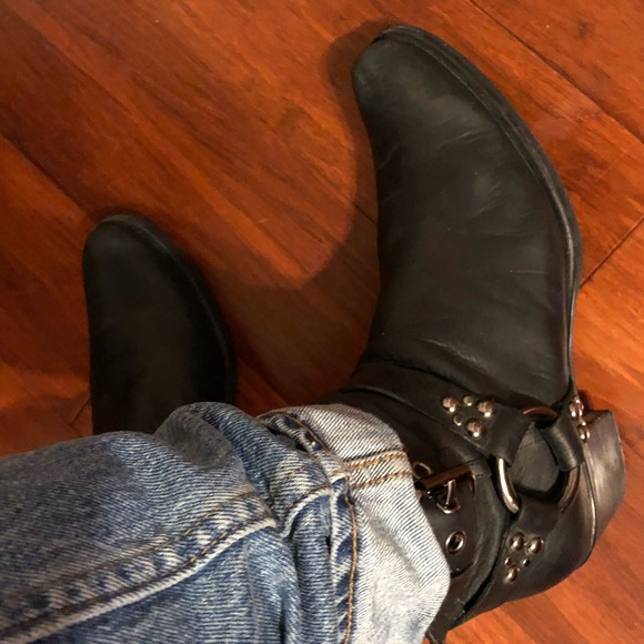 e18c38232f2 Cole Haan G-series boots